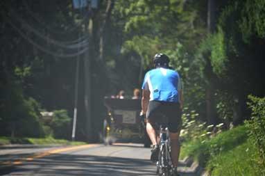 家の中で楽しむサイクリング(その2)「観光と地理の体感とは」(世話役 木下敬史)