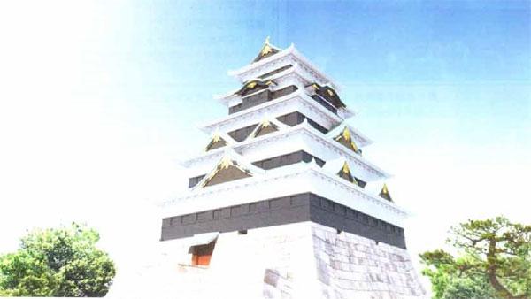 壮大な美しい姿の江戸城天守が再建される!(日本元気シニア総研 執行役 榎本恵一)