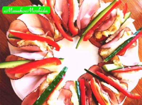 モッチーママの大和薬膳料理 第7回「新じゃがポテトサラダのパストラミソーセージ包み♪」【気を補って胃腸の調子を整えます】(大和薬膳料理研究家 餅田雅子)