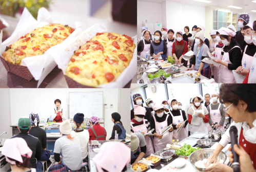 ◆モッチーママの大和薬膳料理教室のご案内◆