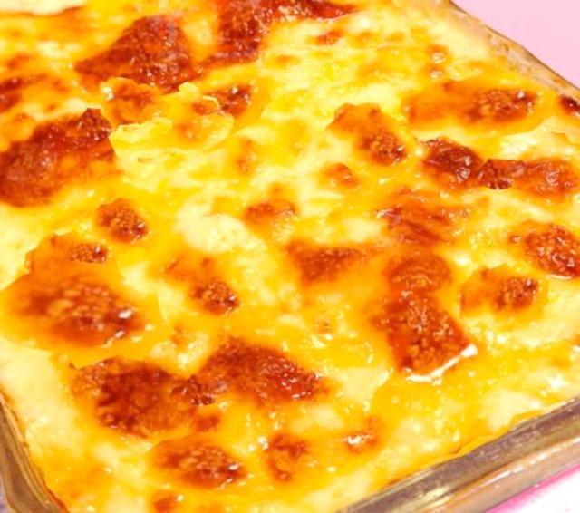 ◆モッチーママの大和薬膳料理 ◆第42回「◆ゆで玉子とズッキーニのグラタン・ドフィノワ♪」