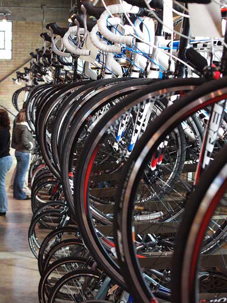 Bike Shopping by Jon Wick
