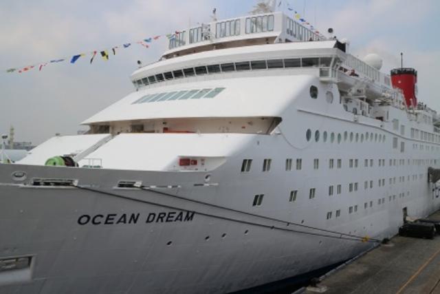船で世界一周旅行