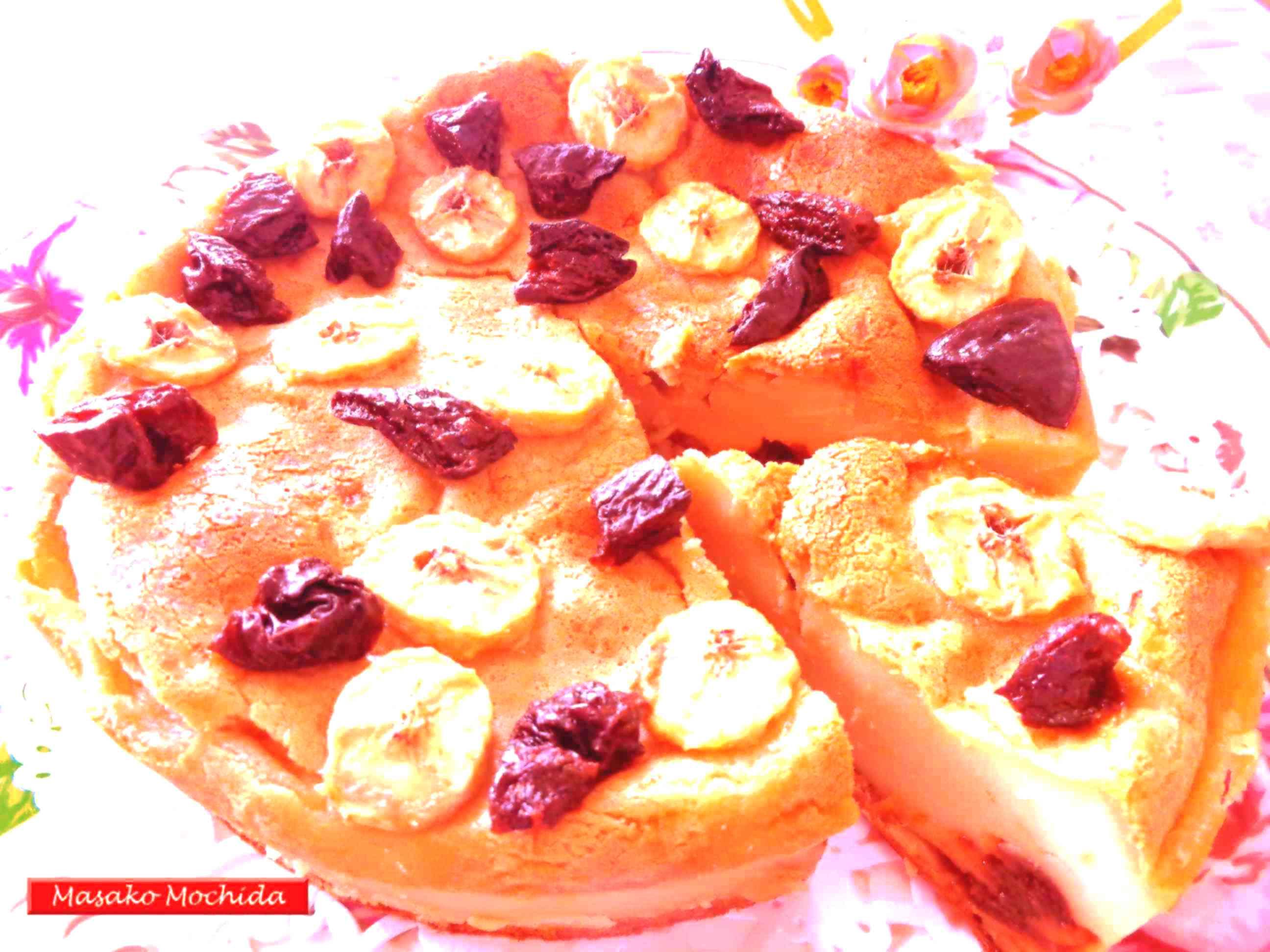 ◆モッチーママの大和薬膳レシピ 第70回「疲労を回復するアールグレイ風味のファーブルトン♪」